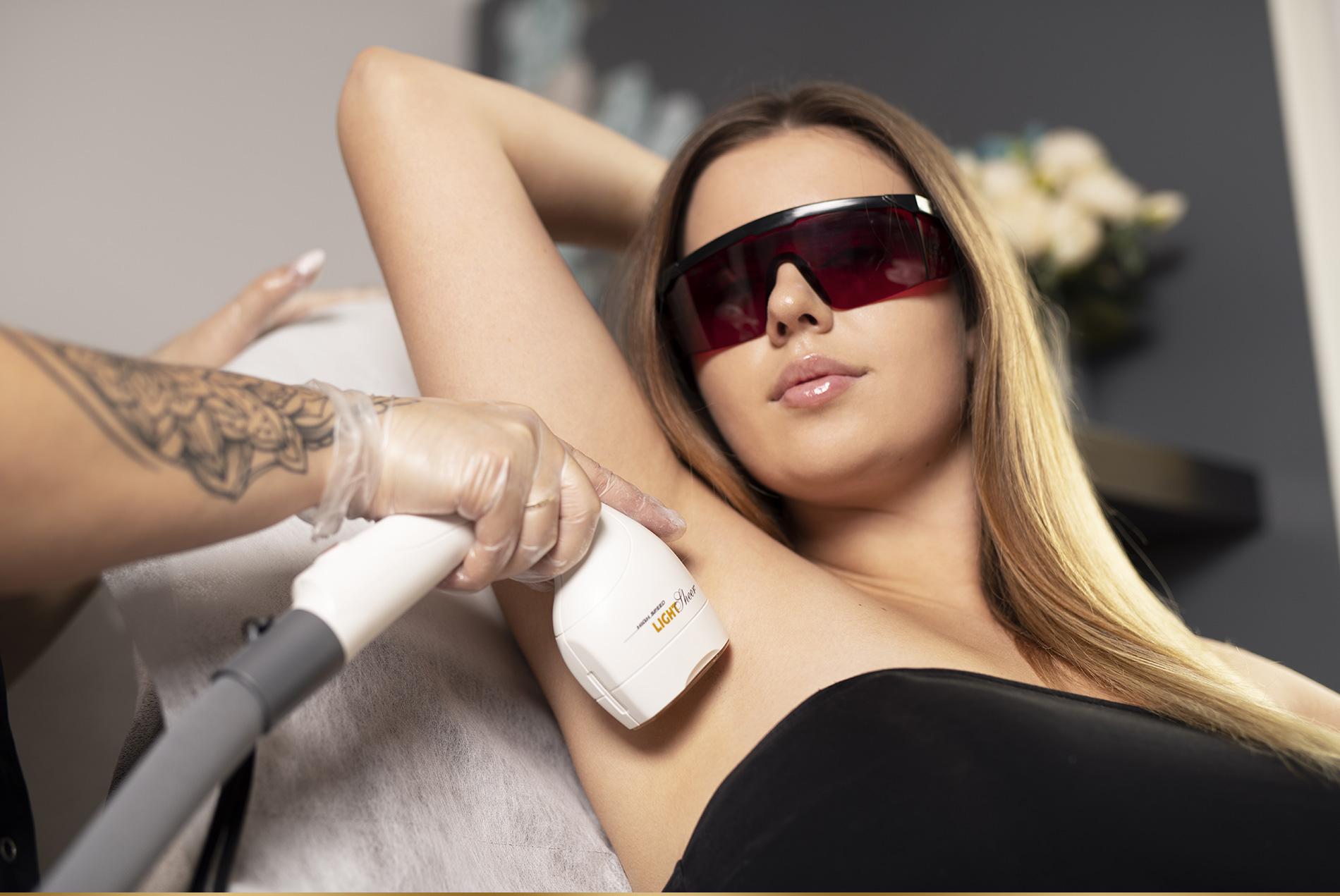 Salon kosmetyczny Tychy 7